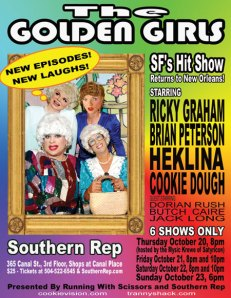 Golden Girls 2011!
