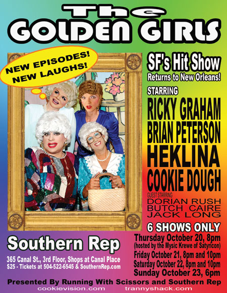 Golden Girls 2011!