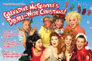 Grenadine McGunkle's Double-Wide Christmas 2011