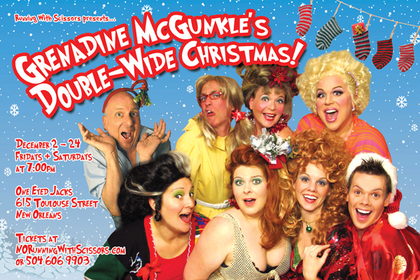 Grenadine McGunkle's Double-Wide Christmas 2011