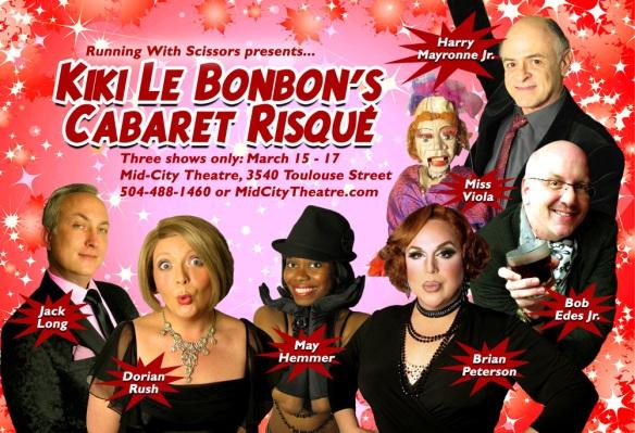 Kiki Le Bonbon's Cabaret Risqué