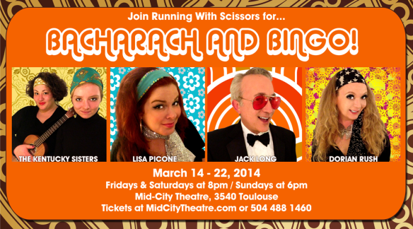 Bacharach & Bingo
