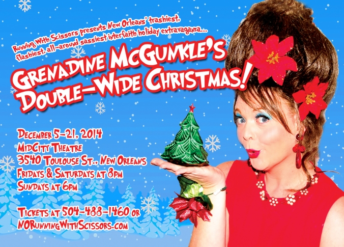 Grenadine McGunkle's Double-Wide Christmas 2014
